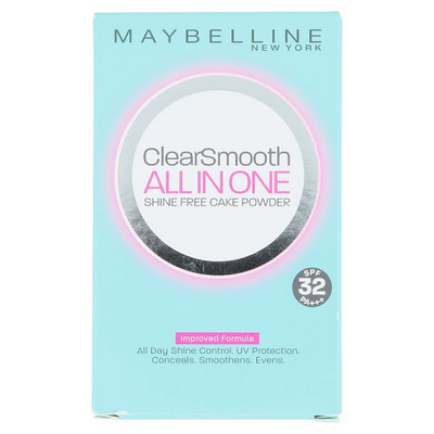 MAYBELLINE C/SMOOTH SFFP (BP)-NAT 1X1'S