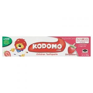 KODOMO CHILD T/PASTE SBERRY 1 x 80G