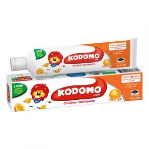 KODOMO CHILD T/PASTE ORAN 1 x 80G
