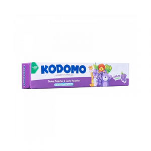 KODOMO CHILD T/PASTE GRAP 1 x 40G