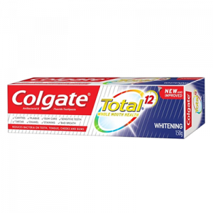 COLGATE TOTAL T/P PRO WHITE 1 X 160G