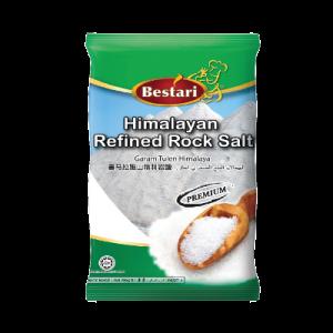 BESTARI HIMALAYAN REFINE ROCK SALT 1X350G