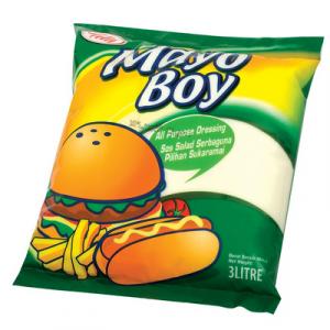 TELLY MAYO BOY 1X3LIT