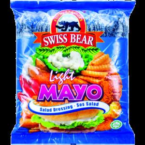 SWISS BEAR LIGHT MAYO 1X3LIT