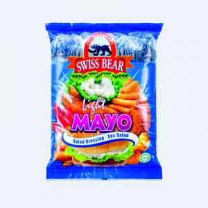 SWISS BEAR LIGHT MAYO 1X1LIT