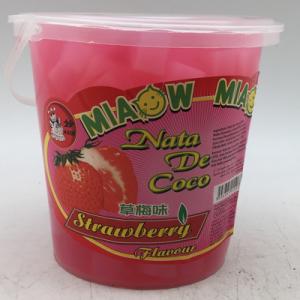 MIAOW MIAOW STRW/B NATA DE COCO 1X1.5KG