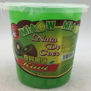 MIAOW MIAOW KIWI NATA DE COCO 1X1.5KG