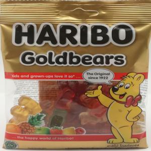 HARIBO GOLD BEARS 1X80G
