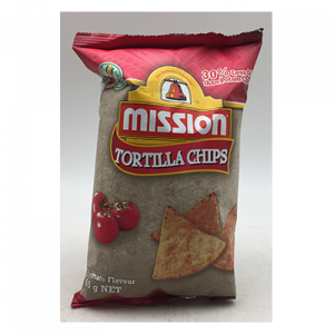 MISSION CHIPS TOMATO  1X65G
