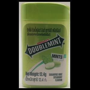 DOUBLEMINT SPEARMINT BOTTLE 20S 1X20S