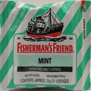 FISHERMAN/F S/F MINT 1X25G