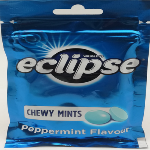 ECLIPSE CHEWY PEPPERMINT 1 X 45G