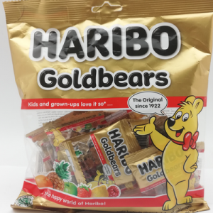 HARIBO GOLD BEARS PARTY PACK 1X200G
