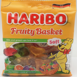 HARIBO FRUITY BASKET 1X80G