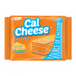 CAL CHEESE WAFER 1X53.5G