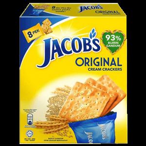 JACOBS SACHET CREAM CRACKER 1X240G