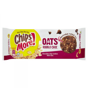 CHIPSMORE OATS DOUBLE CHOC 1X163.2G