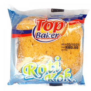 TOP BAKER ROTI KOK 68G 1X68G