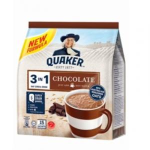 QUAKER Q-VITAL CHOCOLATE 1X15X28G