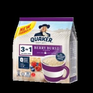 QUAKER BERRY BURST 1X15X30G