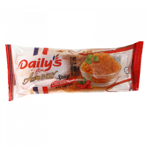DAILY'S SPICY CHIC FLOSS 1 X 55G