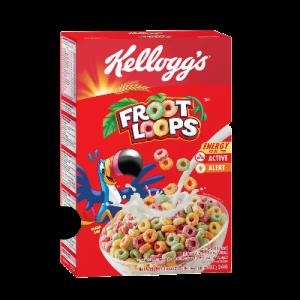 KELLOGG'S FROOT LOOPS 1X300G