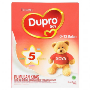 DUPRO SOY INFANT 1X400G
