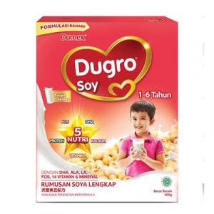 DUGRO 1 PLUS SOY 1X400G