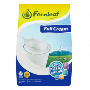 FERNLEAF FULL CREAM MILK 1X900G