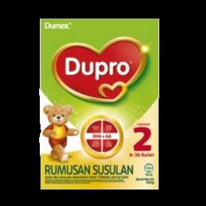 DUPRO STEP 2 REGULAR 1X300G