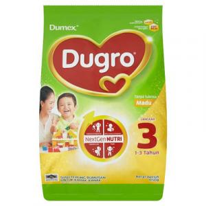 DUGRO STEP 3 HONEY 1X850G