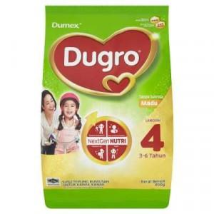 DUGRO STEP 4 HONEY 1X850G