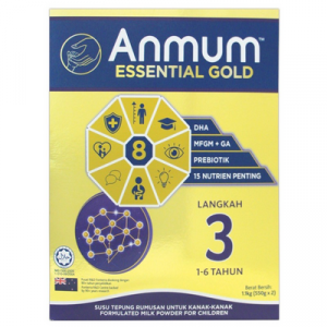 ANMUM ESS GOLD STEP 3 PLAIN 1X1.1KG