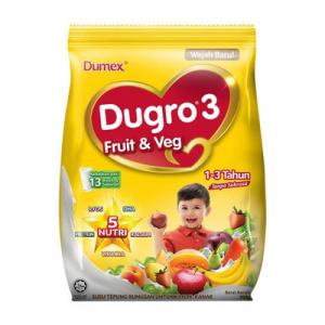 DUGRO STEP 3 FRUIT & VEGE 1X850G