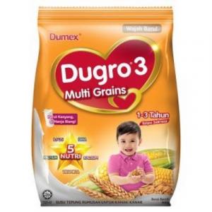 DUGRO STEP 3 MULTI GRAINS 1X850G