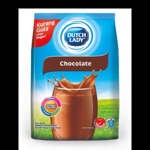 DUTCH LADY CHOCOLATE DRINK 1X600G