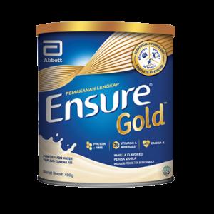 ENSURE GOLD VANILLA  1X400G