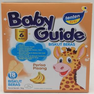 BABY GUIDE BANANA 1X36G