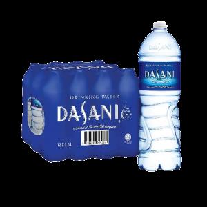 DASANI DRINKING WATER 12X1.5L
