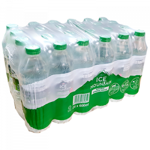 ICE MOUNTAIN MINERAL WATER 24X600ML