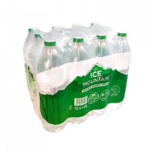 ICE MOUNTAIN MINERAL WATER 12X1.5L