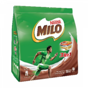 MILO FUZE 3IN1 ACT-GO SAVE PACK 1X18X33G
