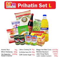 PRIHATIN SET L (RM48.95)
