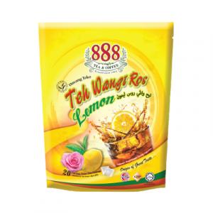 888 TEH WANGI LEMON 1X20X2G