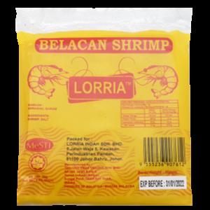LORRIA BELACAN SHRIMP 1X350G