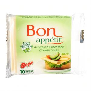 BEGA BON APETIT CHEESE (VEG) 1X170G