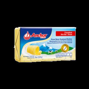 ANCHOR UNSALTED BUTTER 1X227G