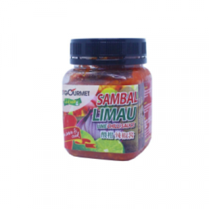 YES GOURMET LIME CHILI SAUCE 1X180G