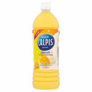 CALPIS YOGURT DRINK MANGO 1X1L