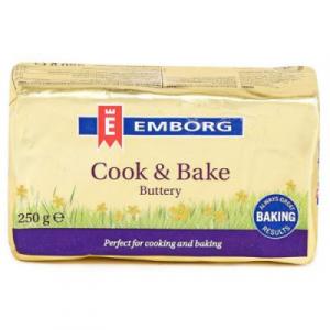 EMBORG COOK&BAKE BUTTERY 1X250G